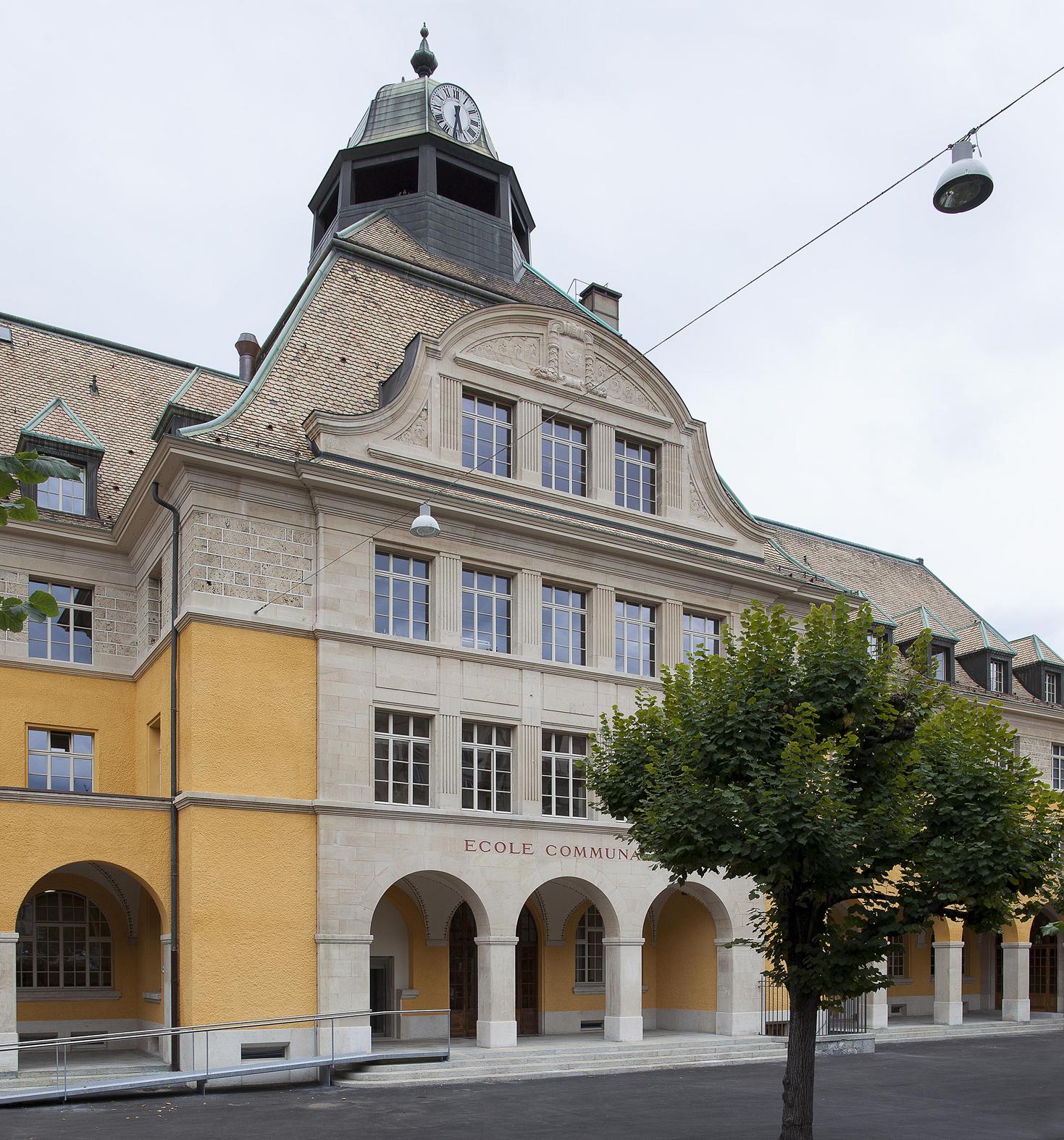 renovation-facade-ecole-st-Jean